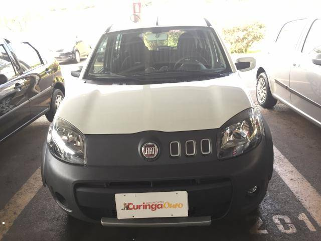 Fiat Uno Way 1.0 4 Portas