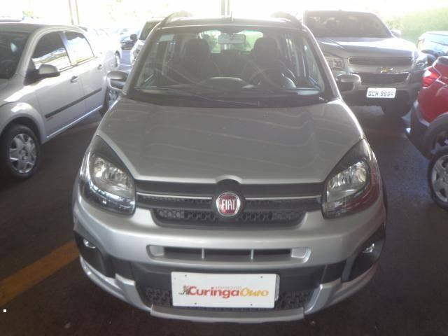Fiat Uno Way 1.4 4 Portas